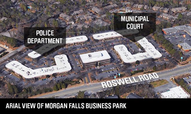 Morgan Falls Business Park