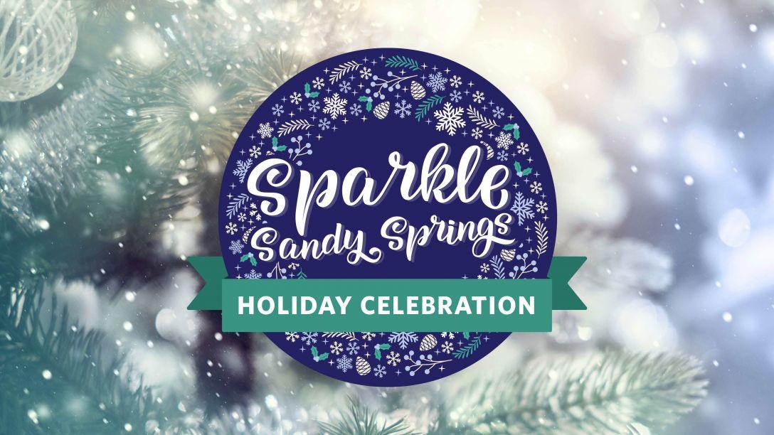 Sparkle Sandy Springs Emblem