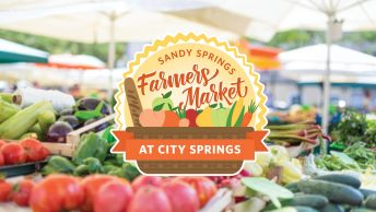 Sandy Springs Farmers Market Logo